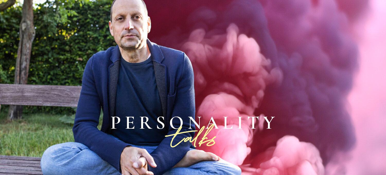 Georg Lolos Mit Personality Talks Podcast Titel
