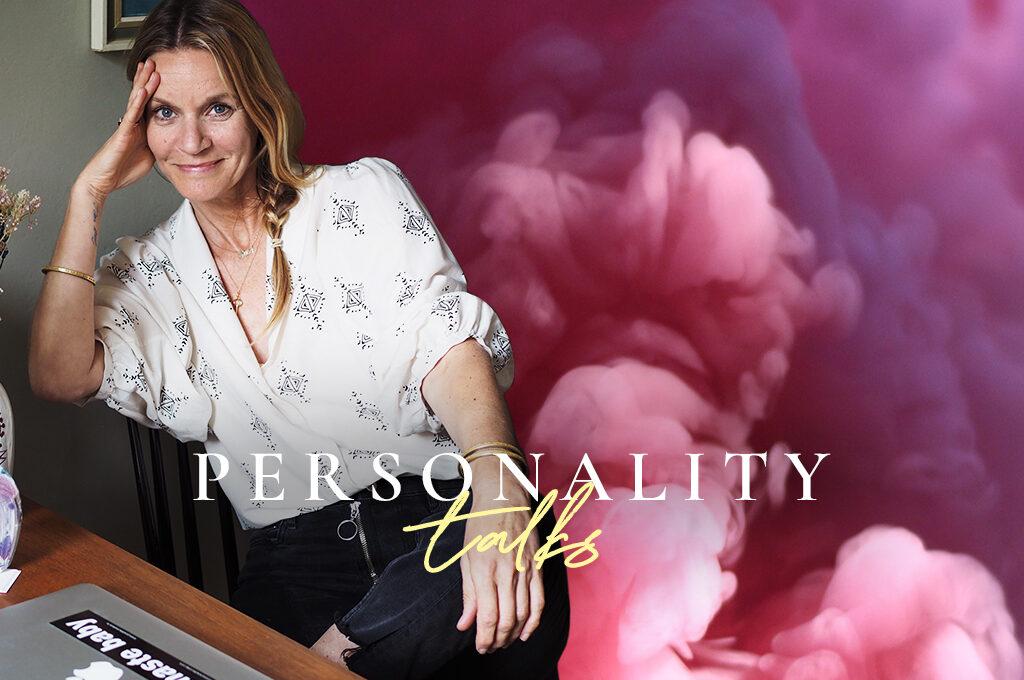 Personality talks Titel mit Susanne Kaloff