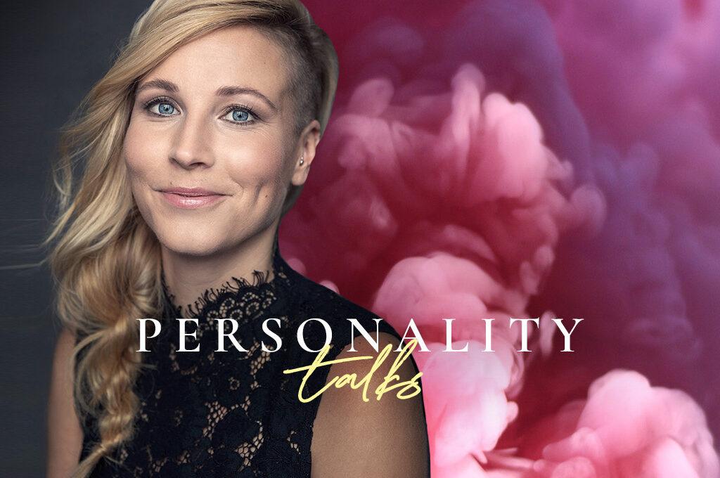 Gründerin Fränzi Kühne im Podcast Personality Talks