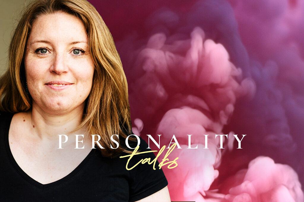 Tatjana Reichhart im Personality talks Header